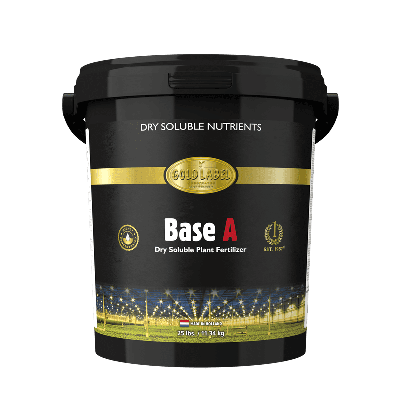 Dry soluble Base A 5 lbs bucket