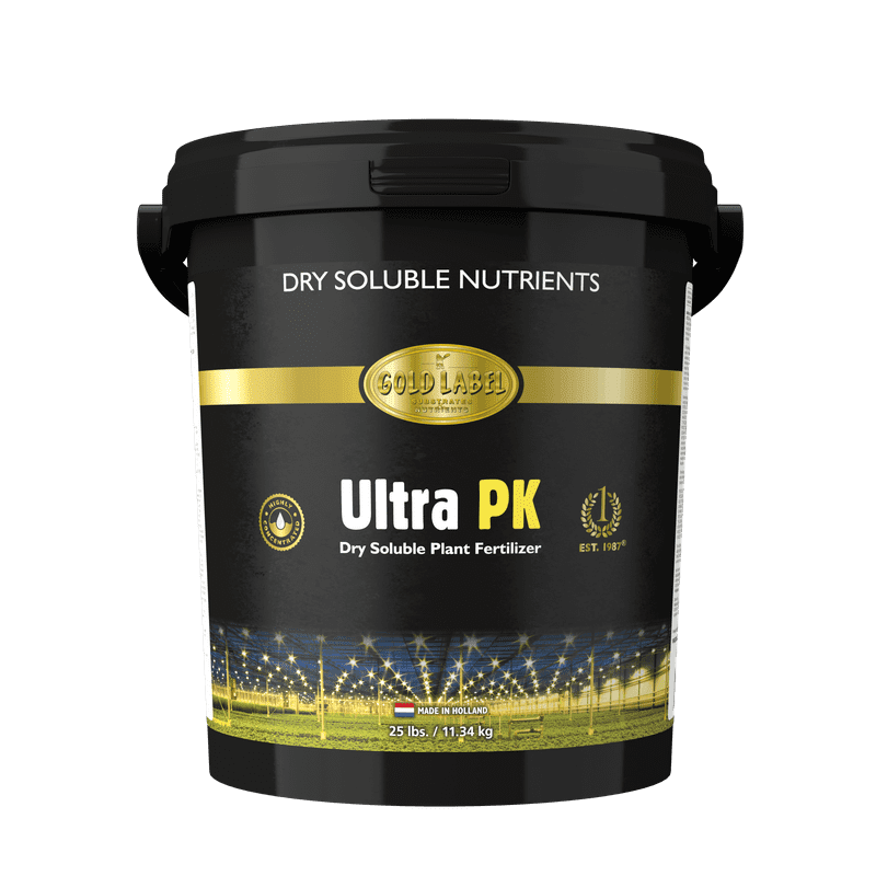 Gold Label dry soluble Ultra PK 25 lbs bucket