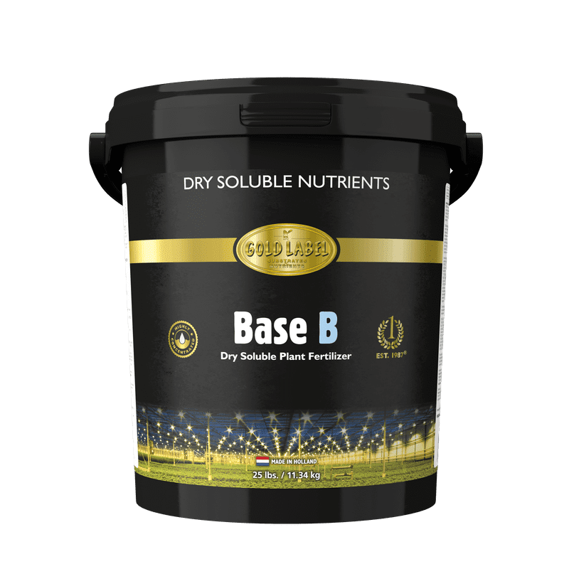Dry soluble Base B 25 lbs bucket